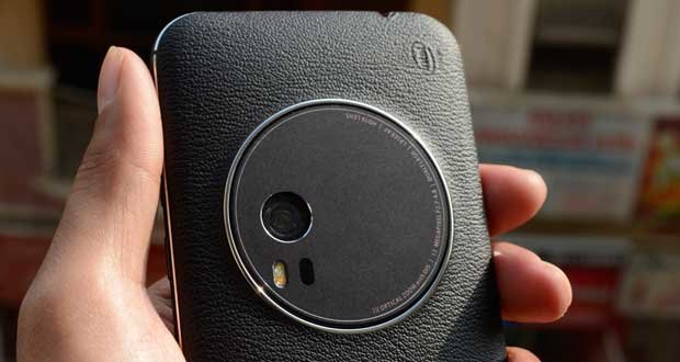 Asus Zenfone Zoom Camera mobile